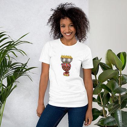 """Tee-Shirt femme """"bébé au dos"""""""