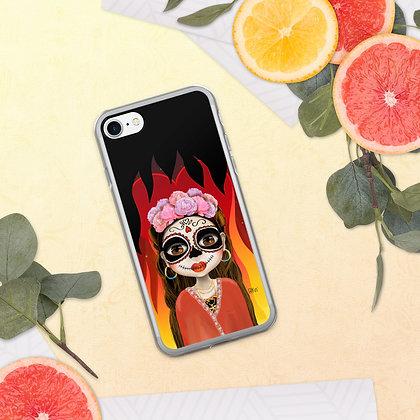 "Coque pour iPhone ""Catrina"""