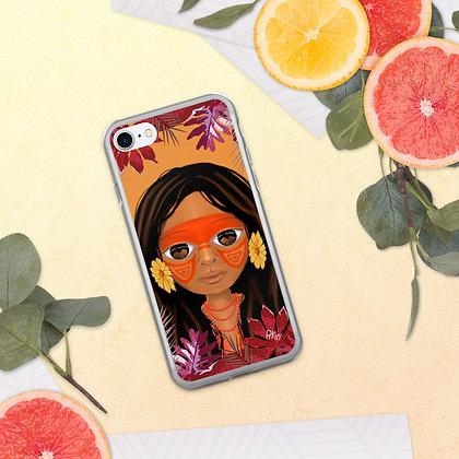 """Coque pour iPhone """"Beauté Amazone"""""""