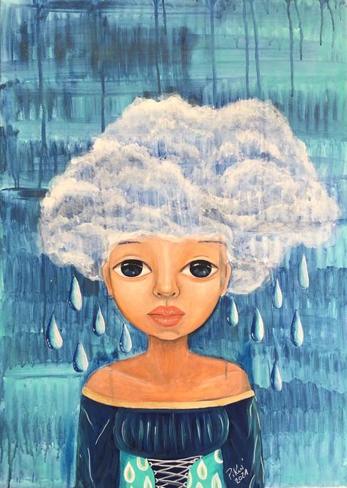 Fille de la pluie
