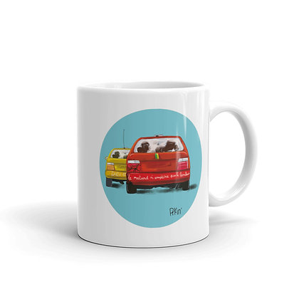 "Mug ""taxi de Babi"""