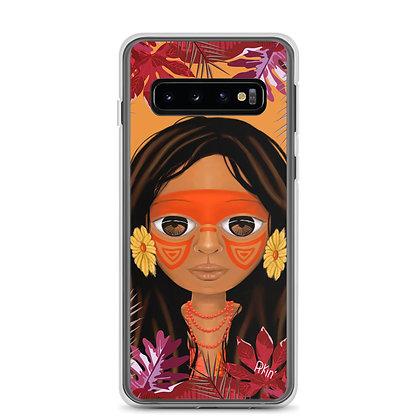"Coque Samsung ""Beauté Amazone"""