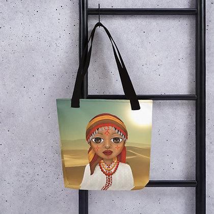 """Tote bag """"Amazigh"""""""