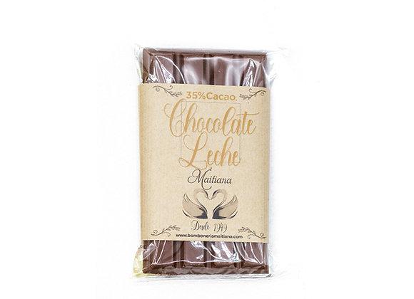 Tableta de chocolate con leche 100gr.