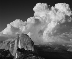 Half Dome, Evening Clouds 2001