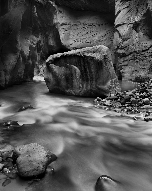 Boulder, Virgin River Narrows 2013