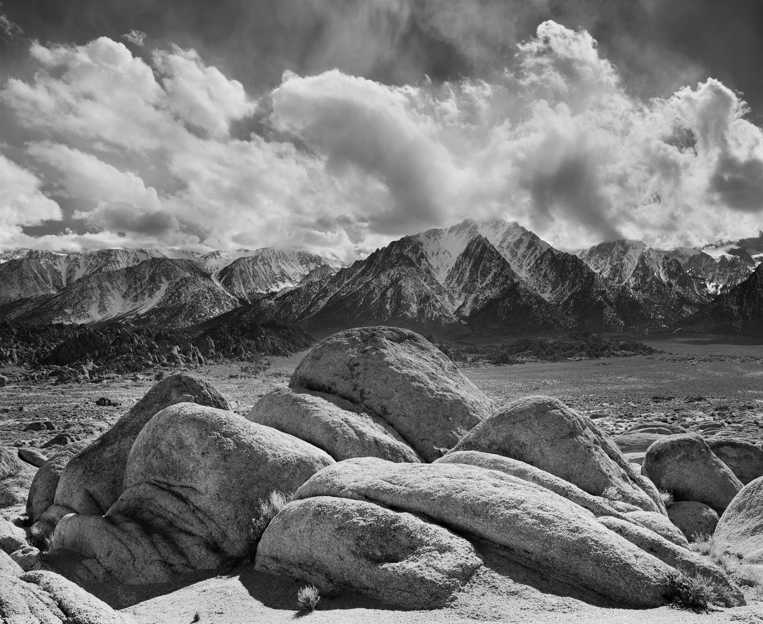 Boulders and Eastern Sierra 2006