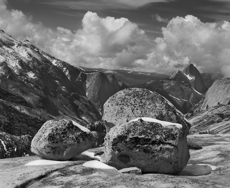 Boulders, Olmstead Point 2008