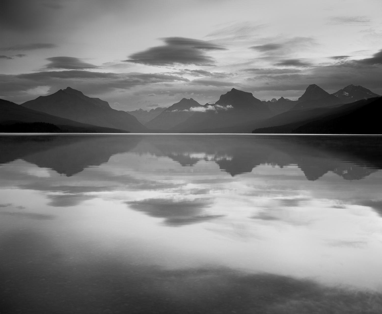 Lake McDonald, Dawn 2008