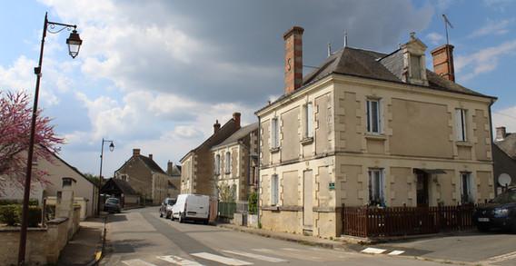 Rue d'Azay le Rideau