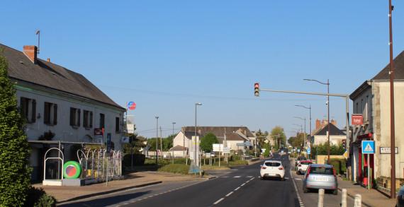 Route de Chinon