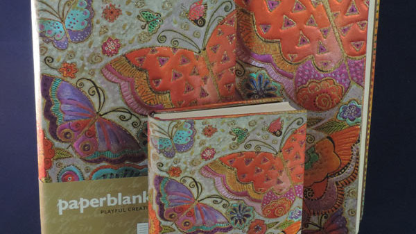 Paperblanks Flutterby Micro Notebook