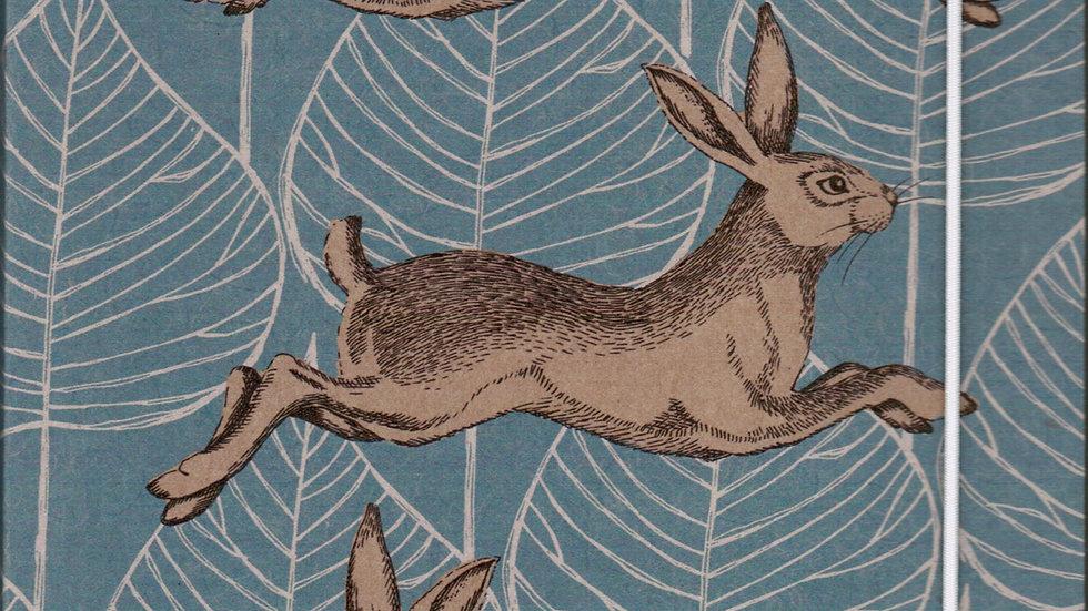 Woodland Trust Hare A5 Notebook