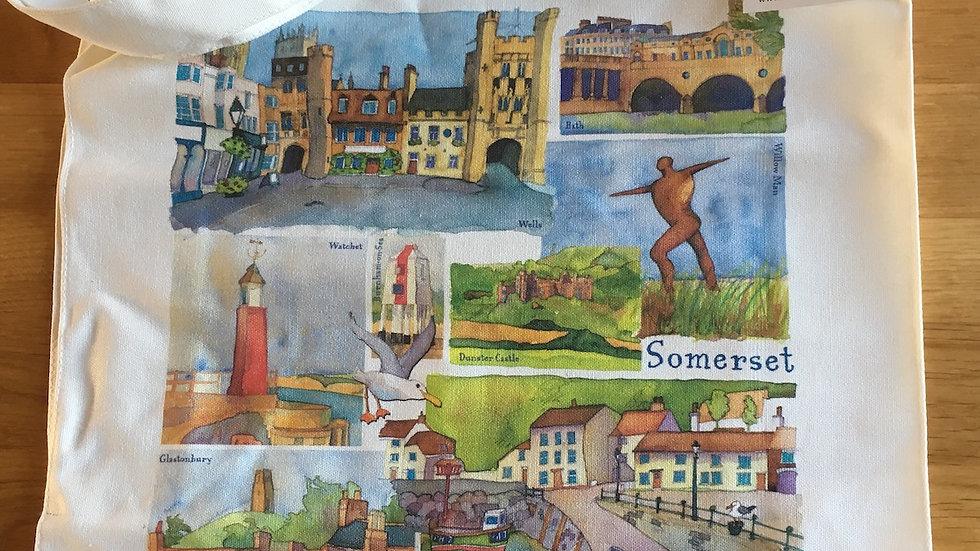 Somerset Canvas Bag