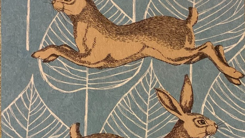 Hares To-Do List (Woodlands Trust)