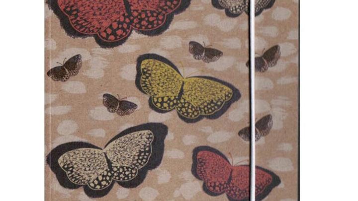 Woodland Trust A6 Butterfly Notebook