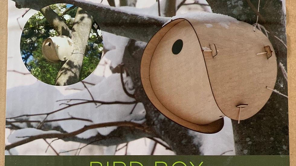 Olive Design Bird Box