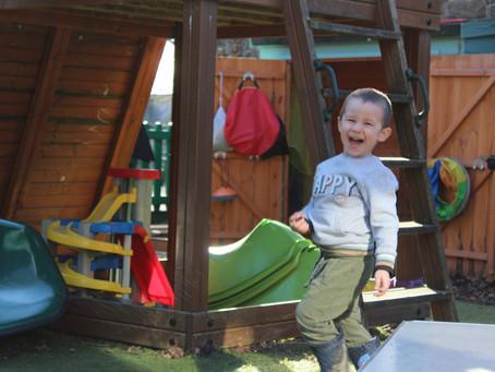 Our week at Nursery