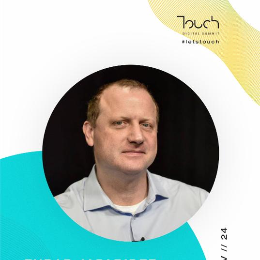 Touch speaker - Zurab Japaridze