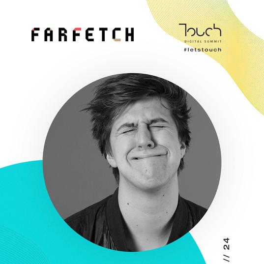 Touch speaker - Jake Sharpe