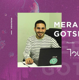 Touch speaker - Merab Gotsiridze
