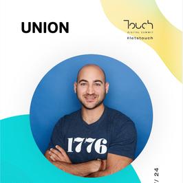 Touch speaker - Tarek Ghobar