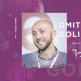 Touch speaker - Dmitriy Golick