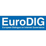 European dialogue on internet governance logo