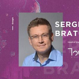 Touch speaker - Sergii Bratusov