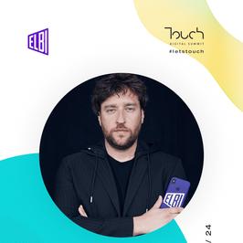 Touch speaker - Timon Afinsky