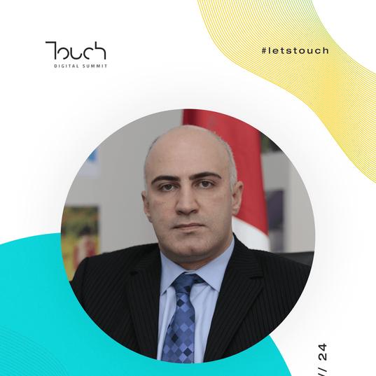 Touch speaker - George Chogovadze