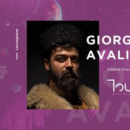 Touch speaker - Giorgi Avaliani