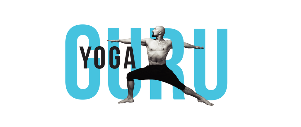 Yoga Guru brand visual Identity