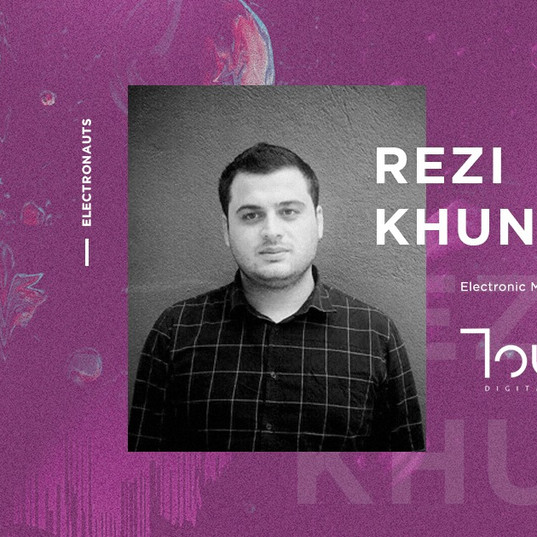 Touch speaker - Rezi Khuntselia