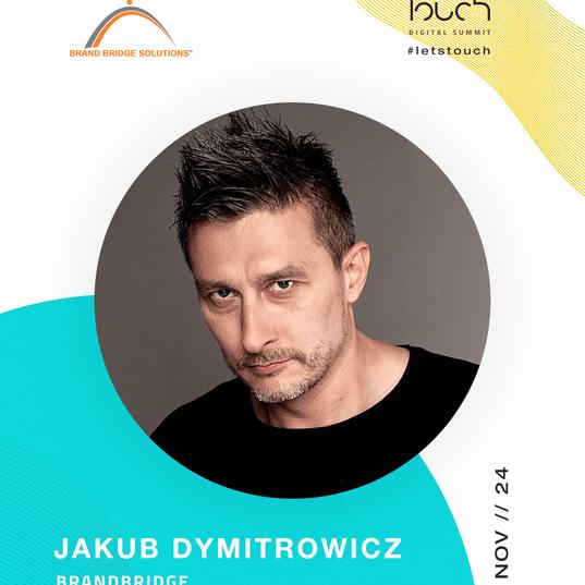 Touch speaker - Jakub Dymitrowicz