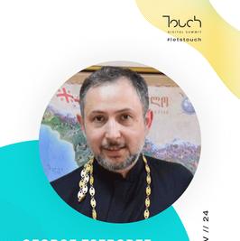 Touch speaker - George Tserodze