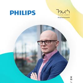 Touch speaker - Lukasz Maroszcyk