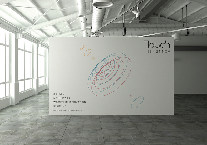 touch venuw poster