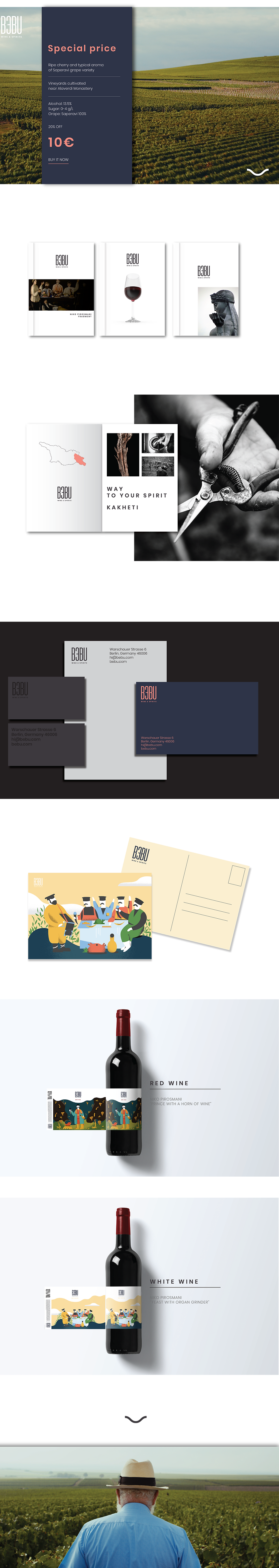 Bebu group brand visual indetity guidlines