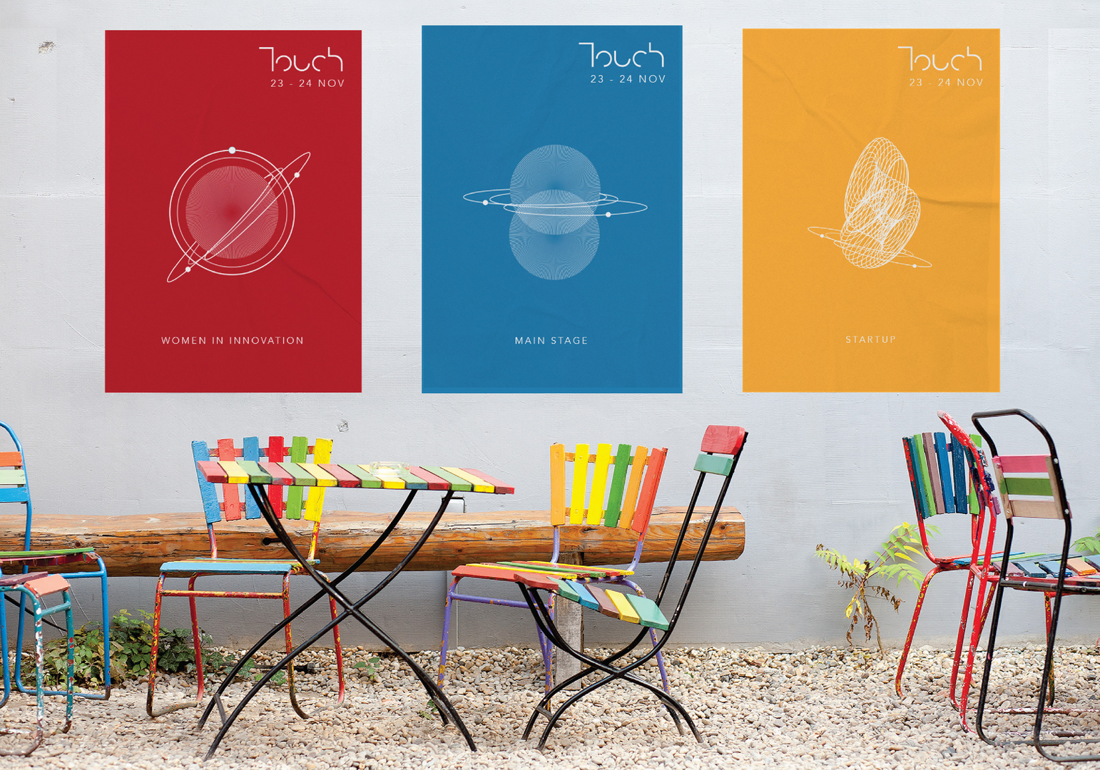 touch outdoor prints