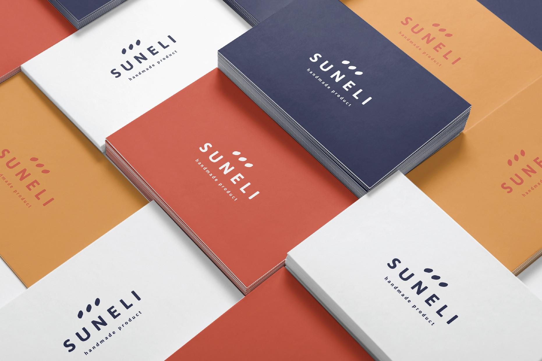 Suneli - business card