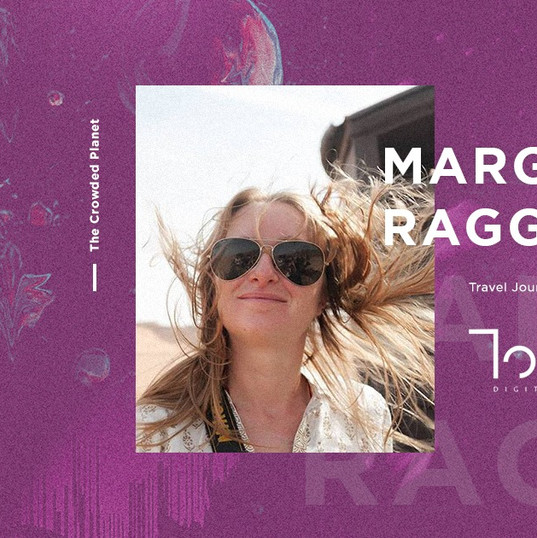 Touch speaker - Margherita Ragg