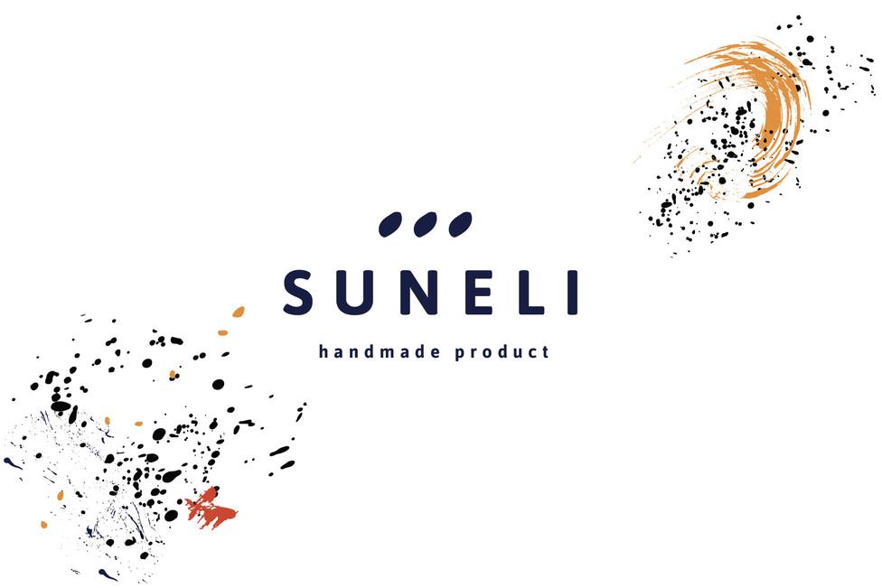 Suneli brand visual identity by Gegidze Creative agency