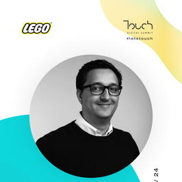 Touch speaker - James Poulter