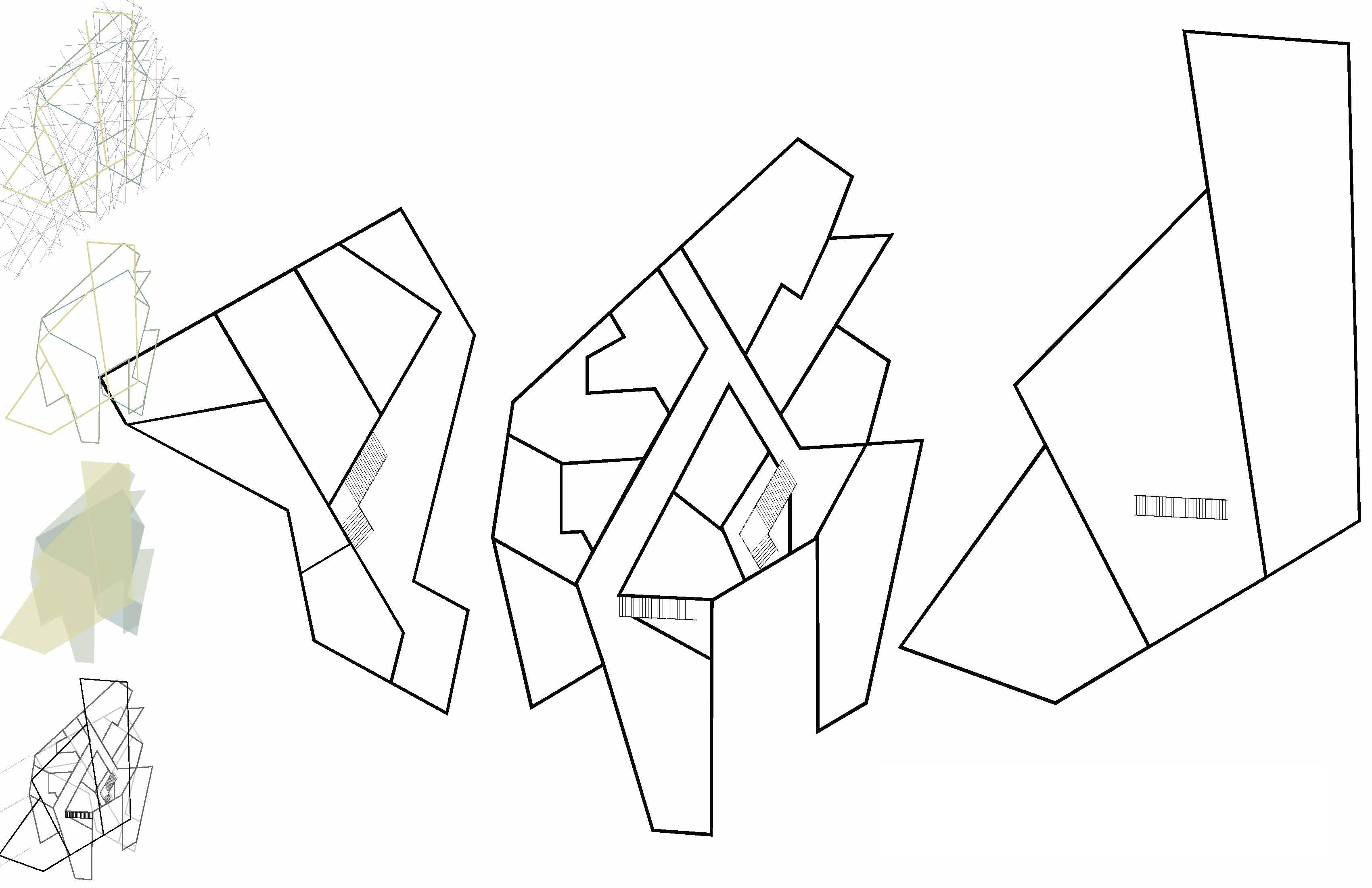 initial form studies