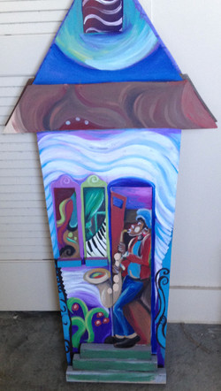 """""""Porch 1"""" by Sharika Mahdi"""