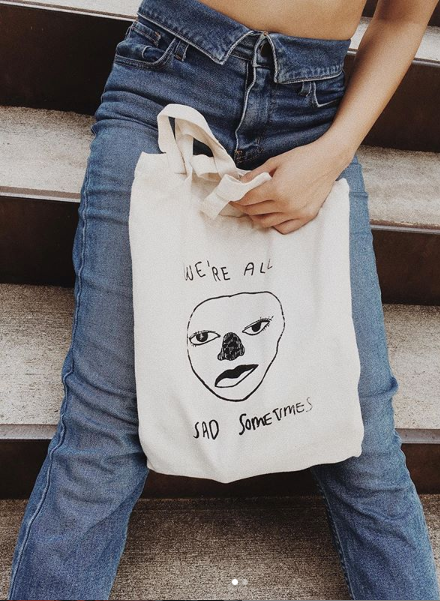 Tote Bag for GrowDat Youth Farm