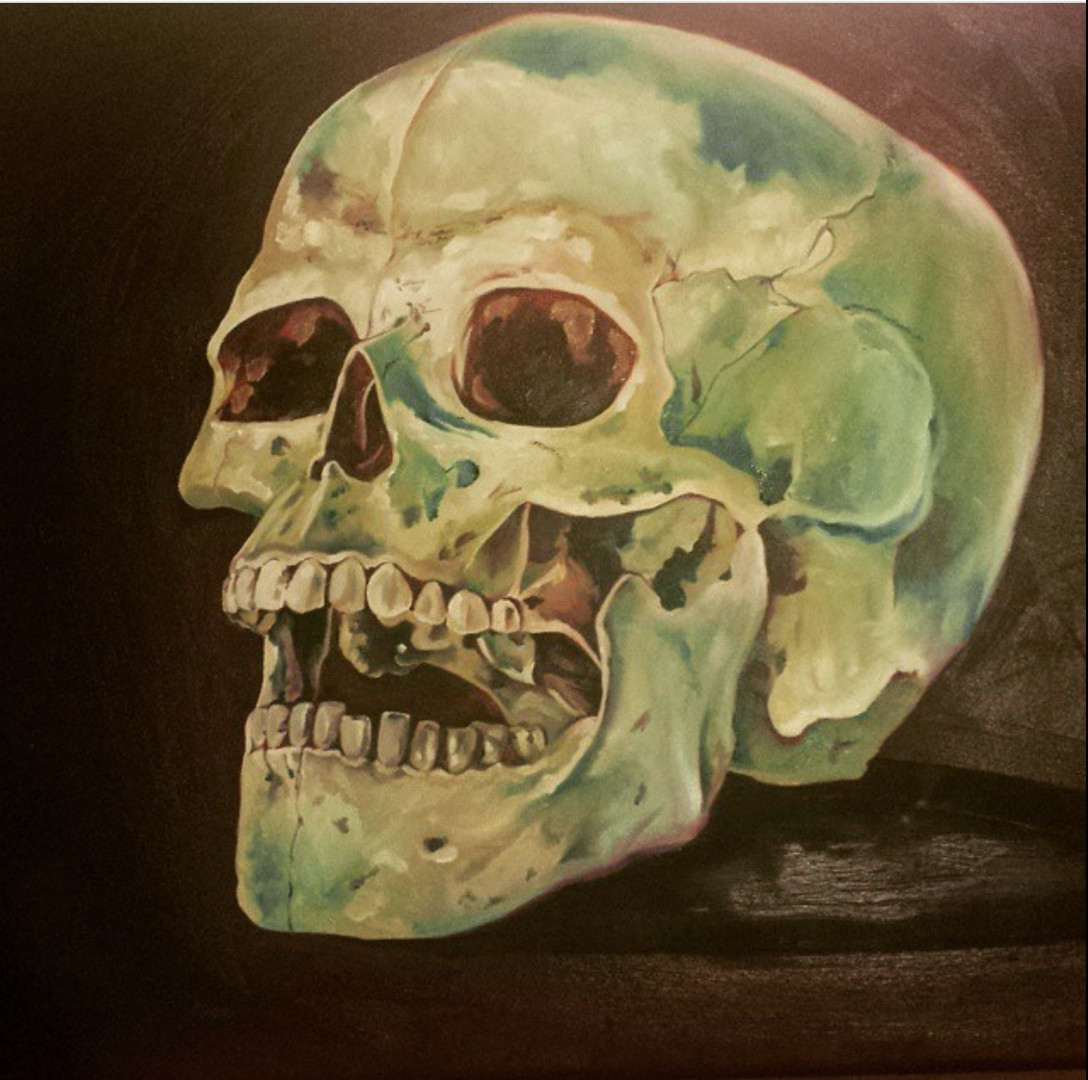 One Skull Remains