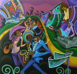 """Pomp & Circumstance"" by Sharika Mah"