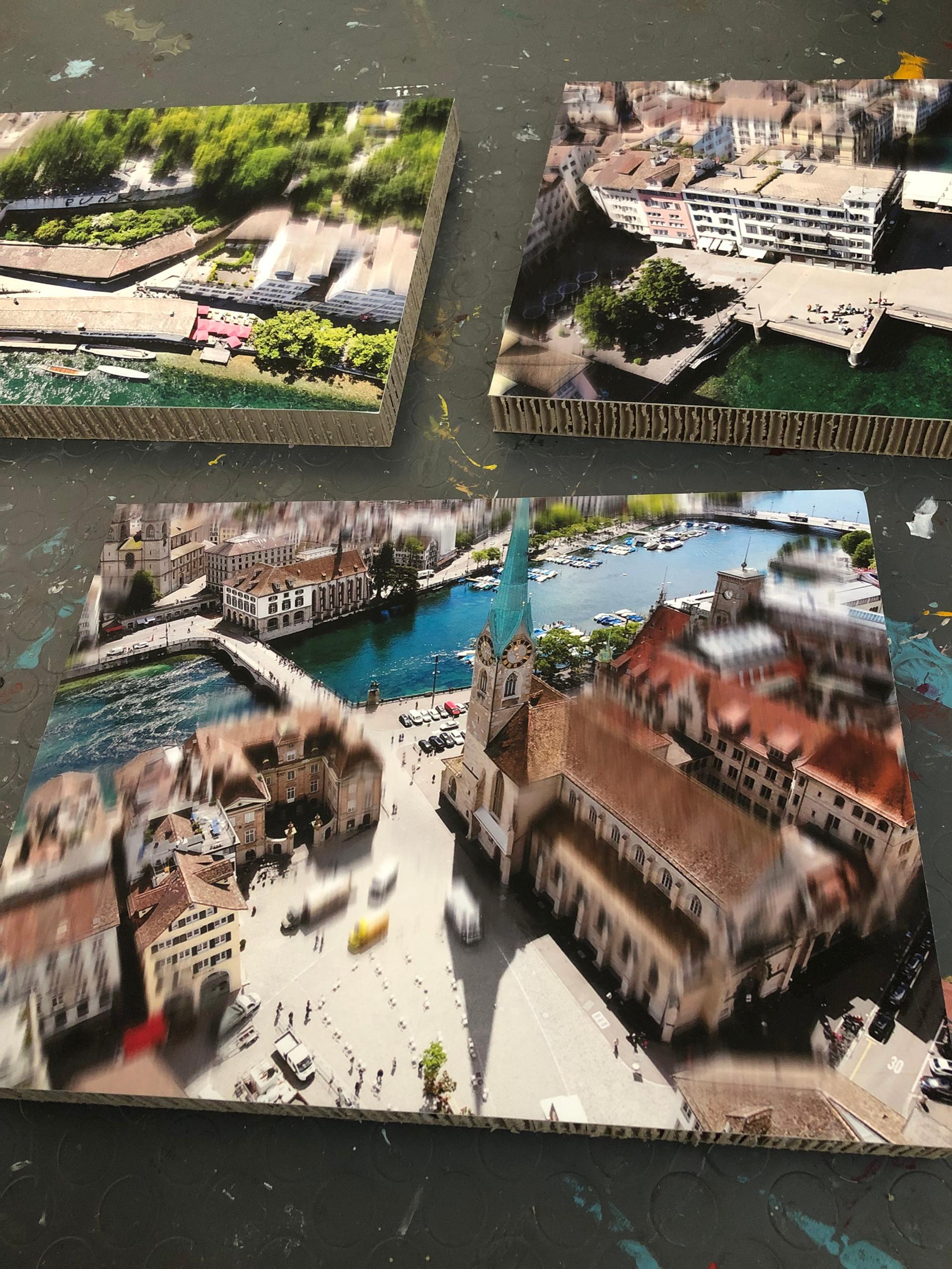 Drohnen Zürich
